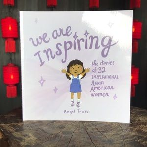 ASIAN AMERICAN ✨ Children's Book by Angel Trazo